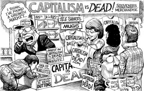 O fim do capitalismo
